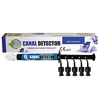 Локалізатор кореневих каналів CANAL DETECTOR 2ml, Cerkamed (Канал Детектор)
