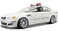 Автомодель Maisto 1:18 BMW M5 Safety Car Белый (36144 white)