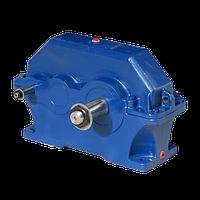 Редуктор цилиндрический 1Ц2У-500 ,1Ц2Н-500 двухступенчатый, горизонтальный