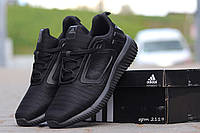Кроссовки мужские Adidas черные  НОВИНКА 2017