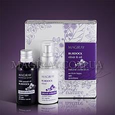 BURDOCK elixir & oil - Натуральный масляный и водный экстракт корня РЕПЕЙНИКА(50/60мл)