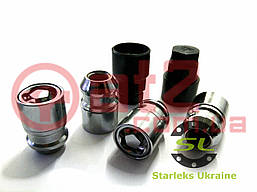 Гайка секретная М1/2х35 Конус Вращающееся кольцо Starleks (Премиум)