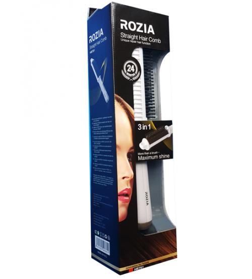 Расческа-выпрямитель для волос ROZIA HR 761