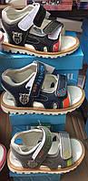 Детские сандалии для мальчиков Размеры 21-26, фото 1