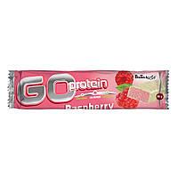 Заменитель питания BioTech Go Protein Bar (80g raspberry)