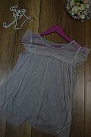 Женская летняя блуза из сетки, фото 1