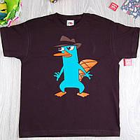 Детская футболка Перри Утконос