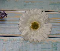Головка герберы белой, фото 1