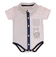Боди-рубашка для мальчика Турция (62/68 см)