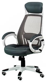 Крісло офісне, комп'ютерне Briz grey, сіре