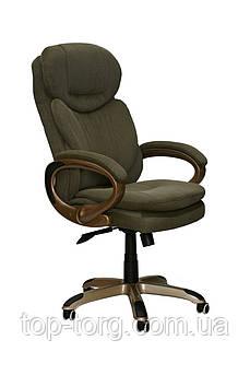 Крісло офісне, комп'ютерне Lordos, темно-оливкова