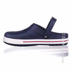 Мужские синие кроксы Calypso, фото 2