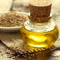 Кунжутное масло, сыродавленное