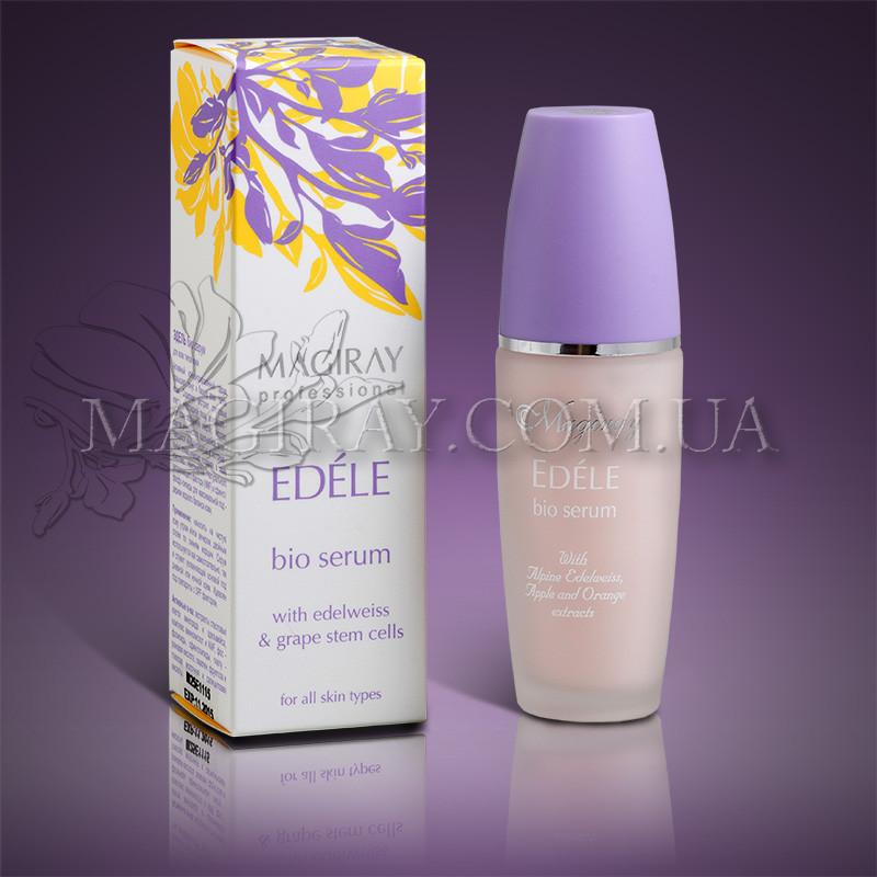 EDELE Bio-serum - ЭДЕЛЬ - Био-Серум для лица(30мл)