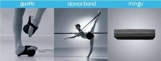 Аксессуары для танцев и гимнастики