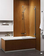 Radaway Шторка на ванну RADAWAY Carena PNJ 70 R, профиль хром, стекло коричневое, правая