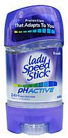 Дезодорант гелевый Lady Speed Stick PH Active 24 часов защиты ( 65 g) Нидерланды
