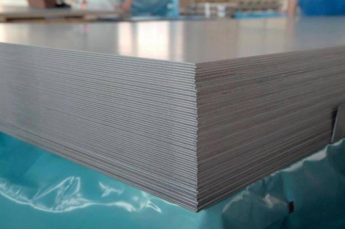 Лист нержавеющий х/к 1.5 мм aisi 321 (08Х18Н10Т), фото 2