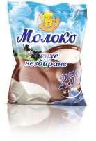 Молоко сухое 25 % 100 г