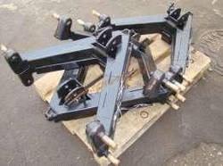 Использование автоматической сцепки трактора