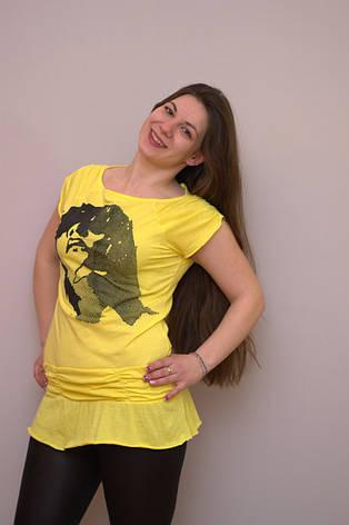 Туника женская  BERSHKA, фото 2