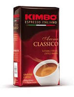 KIMBO AROMA  CLASICO молотый 0,25 кг.