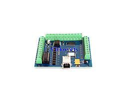 ЧПУ контроллер Mach3 USB ST-USB  STB4100  на 4 координаты, фото 3