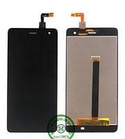 Сенсор для Xiaomi M4C Touch Black черный