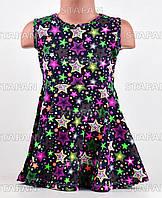 Летние детские платья Турция. Flink Kids 08-1-R. Размер на 5 лет.