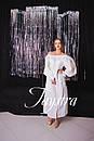 Женский костюм юбка и блуза с вышивкой, лен, бохо, этно стиль, Bohemian, фото 4
