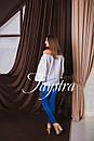 Женский костюм юбка и блуза с вышивкой, лен, бохо, этно стиль, Bohemian, фото 7