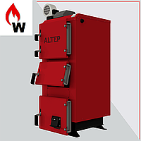 Твердотопливный котел  Duo (КТ-2Е) 17 кВт
