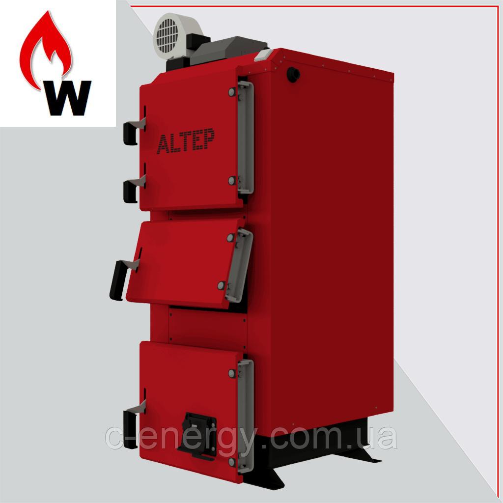 Котел твердотопливный Альтеп Duo Plus 31 кВт (Автоматика), фото 1