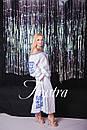 Костюм женский юбка и блуза с вышивкой, лен, бохо, этно стиль, Bohemian, фото 2