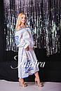 Костюм женский юбка и блуза с вышивкой, лен, бохо, этно стиль, Bohemian, фото 3