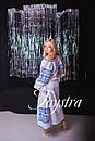 Костюм женский юбка и блуза с вышивкой, лен, бохо, этно стиль, Bohemian, фото 6