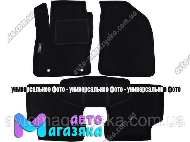 Коврики текстильные Hyundai Accent 2000-2005 (Чернигов)