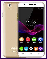 Смартфон OUKITEL U7 MAX 1/8 GB (GOLD). Гарантия в Украине 1 год!