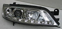 Opel Vectra B оптика передняя хром