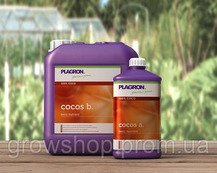Универсальное удобрение для кокосового субстрата Plagron Coco A&B