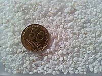 Мраморная крошка белая Nigtas М7 (2,5 -3,0 мм) 2 кг