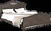 Кровать 2С с прикроватными тумбами Агнес