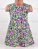Летние детские платья Турция. Flink Kids 08-3-R. Размер на 7 лет.
