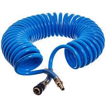 """Шланг спиральный полиуретановый (PROFI) 8х12мм L=5м """"AIRKRAFT"""" AHC48-I (Турция/Италия)"""
