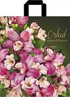 Пакет петля 30*35 Орхидея
