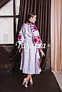 Бохо платье женское вышитое  бохо, вышиванка лен, этно, стиль бохо шик, вишите плаття вишиванка, фото 4