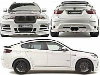 Комплект обвеса BMW X6 SERIES E71 Hamann Tycoon EVO.