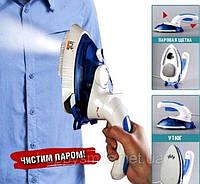 Многофункциональный электрический утюг, паровая щётка для одежды (Steam electric iron) Jinke JK-2158