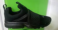 Мужские кроссовки Nike Air Presto Extreme черные, размеры с 41 по 45