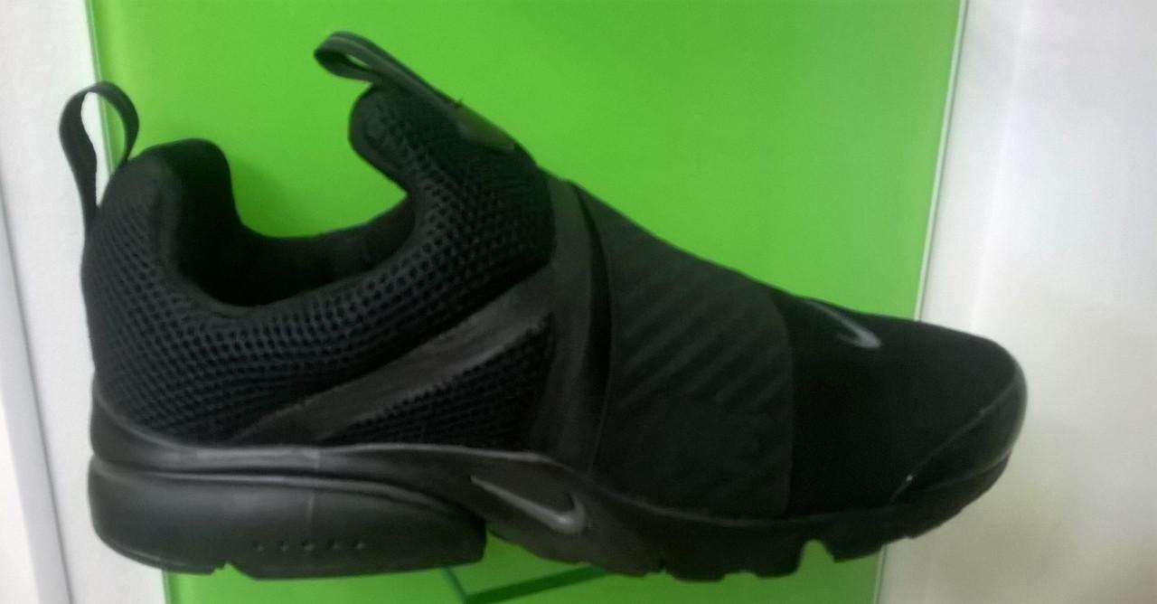 4162717b6 Мужские кроссовки Nike Air Presto Extreme черные, размеры с 41 по 45 ...